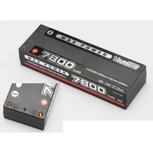 (数量限定特価)【ネコポス対応】YOKOMO(ヨコモ)/YB-V261B/ヨコモ Li-po 6100mAh/7.4V 75C バッテリー