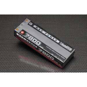 (数量限定特価)【ネコポス対応】YOKOMO(ヨコモ)/YB-V278B/ヨコモ Li-po 7800mAh/7.4V 75C バッテリー