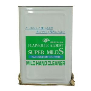 業務用 モクケン/コスモビューティー アロエスト スーパーマイルドS 詰替用缶 16kg (手洗い石鹸/ハンドクリーナー/手洗い洗剤)|rca