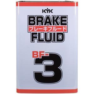 KYK/古河薬品工業 JIS規格 ブレーキフルード BF-3(DOT-3) 18L|rca