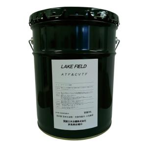 LAKE FIELD ATF/CVTF兼用オイル 20L|rca