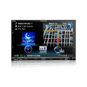 KENWOOD ケンウッド MDV-X802L 8型 Bluetooth内蔵 DVD/USB/SD 彩速カーナビ|rca