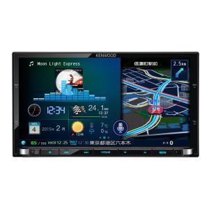 KENWOOD ケンウッド MDV-Z702 地上デジタルTVチューナー/Bluetooth内蔵 DVD/USB/SD 180mm  彩速カーナビ|rca