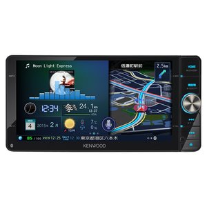 KENWOOD ケンウッド MDV-Z702W 地上デジタルTVチューナー/Bluetooth内蔵 DVD/USB/SD 200mmワイド  彩速カーナビ|rca