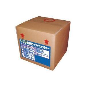 自動車用 ウィンドウォッシャー液 業務用 -6℃ コック付 20L|rca