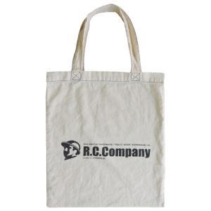 【商品コード:RC-BAG-1】   R.C.Companyのオリジナルコットンバッグです。   【...