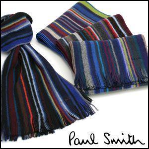 ポールスミス paul smith マフラー 2013年 2014年 新作|rcmdfa