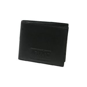 アルマーニ コレッツォーニ  armani collezioni 二つ折り財布小銭入付き yam005-ycf64-80001|rcmdfa