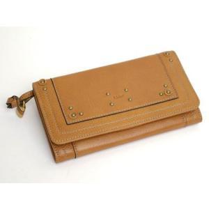 クロエ chloe  ホック二つ折り長財布 7ap006-7e422-151|rcmdfa