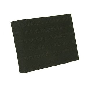 エンポリオアルマーニ  emporio armani 二つ折り財布小銭入付き yem078-yc032-80001|rcmdfa