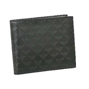 エンポリオアルマーニ  emporio armani  メンズ折財布 yem122-yc043-80001|rcmdfa