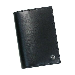 カルティエ cartier カードケース pasha de catier l3000866 pasha de cartier-porte cartes onyx bk|rcmdfa
