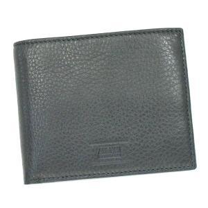ジョルジオ・アルマーニ giorgio armani 二つ折り財布 小銭入 armani collezioni yam005 wallet gy|rcmdfa