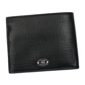 ジョルジオ・アルマーニ giorgio armani 二つ折り財布 小銭入 armani collezioni yam005 wallet bk/gr|rcmdfa