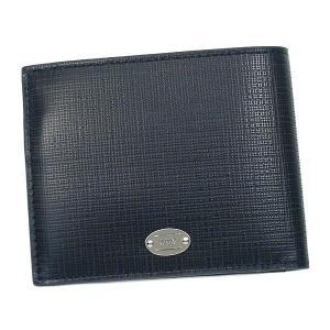 ジョルジオ・アルマーニ giorgio armani 二つ折り財布 小銭入 armani collezioni yam005 wallet d.bl|rcmdfa