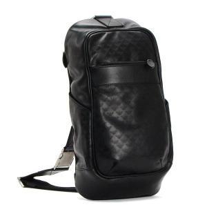 エンポリオ・アルマーニ emporio armani バッグ 斜めがけ yeml54 rucksack calfskin black bk|rcmdfa