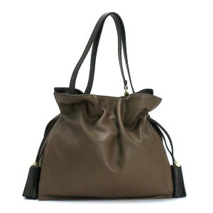 ロエベ loewe ショルダーバッグ flamenco 380.34bf12 flamenco 36 mink be|rcmdfa
