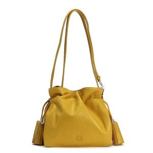 ロエベ loewe ショルダーバッグ flamenco 380.82ee17 flamenco 22 yellow yl|rcmdfa