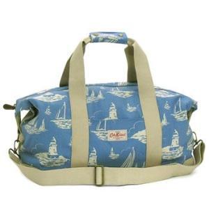キャス・キッドソン CATH KIDSTON ボストンバッグ 241380 LUGGAGE BAG - TEFLON FASHION ROYAL BLUE|rcmdfa