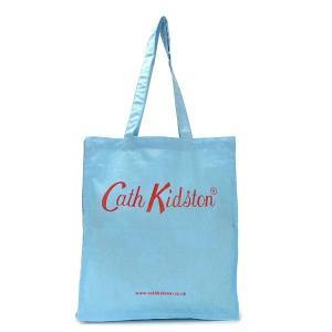 キャスキッドソン CATH KIDSTON トートバッグ FASHION 213943 RE-USABLE BOOK BAG BLUE|rcmdfa