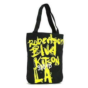 キットソン KITSON トートバッグ KHB0154 DRAWSTRING TOTE YELLOW|rcmdfa