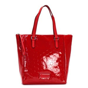 マークバイマークジェイコブス marc by marc jacobs トートバッグ m0004448 small tote cambridge red red|rcmdfa