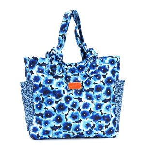 マークバイマークジェイコブス marc by marc jacobs トートバッグ m0004521 medium tate skipper blue multi bl|rcmdfa