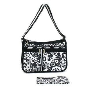 レスポートサック lesportsac ショルダーバッグ メリーゴーラウンド 7507 4004 deluxe everyday bag|rcmdfa