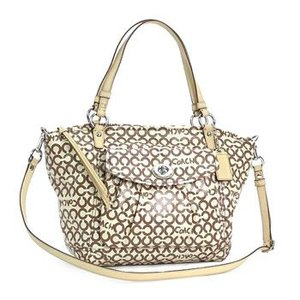 コーチ coach ショルダーバッグ 13142 leah op art coated c|rcmdfa