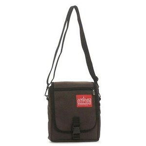 マンハッタンポーテージ manhattan portage ショルダーバッグ 1407 dana bag darkbrown|rcmdfa