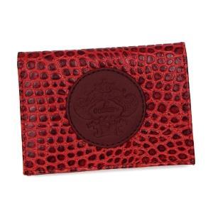 オロビアンコ Orobianco カードケース FIGARILLO-A CARDCASE ROSSO RED rcmdfa