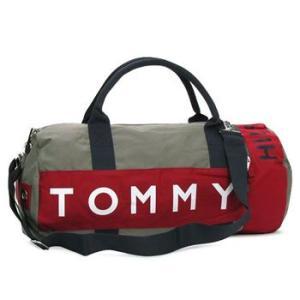 トミー・ヒルフィガー tommy hilfiger ボストンバッグ 390532 l500039 small duffle harbour point heather grey|rcmdfa