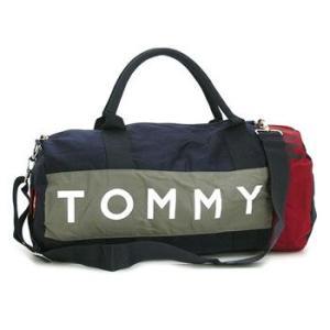 トミー・ヒルフィガー tommy hilfiger ボストンバッグ 390532 l500039 harbour point nvgy|rcmdfa