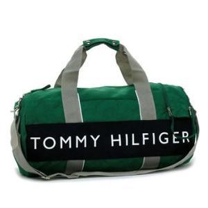 トミー・ヒルフィガー tommy hilfiger ボストンバッグ l400314(l500080) duffle outback kelly/navy|rcmdfa