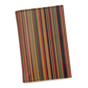 ポールスミス paul smith カードケース ajxa1069 men wallet 6cc str men case key stripe|rcmdfa