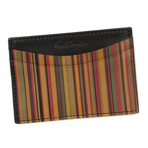 ポールスミス paul smith カードケース ajxa1772 men walle multi cc str men walle multi cc str|rcmdfa
