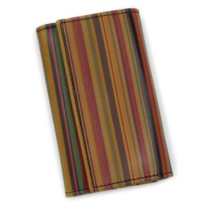 ポールスミス paul smith キーケース w217 ahxa1981 men key case stripe|rcmdfa
