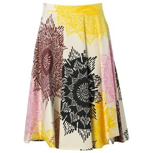 マックスマーラ ウィークエンド MAXMARA WEEKEND レディース スカート 51010651 RODANO MULTI/YELLOW YL|rcmdfa