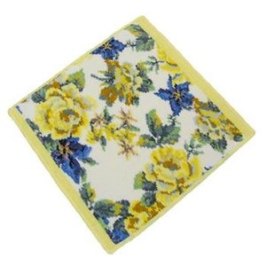 フェイラー FEILER タオル VERSAILLES YELLOW WASH CLOTH 30/30 タオル30X30 YELLOW|rcmdfa