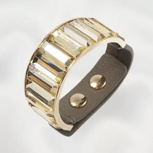 フルラ furla ブレスレット bsh3 lace bracelets 2.2 cm color daino be/cam|rcmdfa