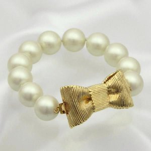ケイトスペード kate spade ブレスレット wbru3413 bracelet cream/gold go|rcmdfa