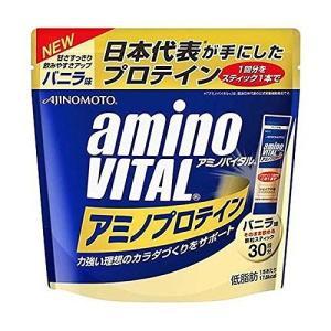 味の素 アミノバイタル アミノプロテイン バニラ 30本