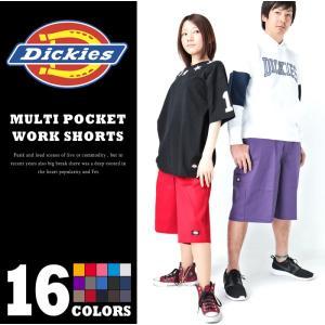 Dickies ディッキーズ 42283 セルフォンポケットワークショーツ ショーツ 半ズボン ワークパンツ ダンス|rcmdfa