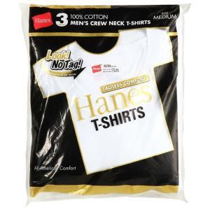Hanes ヘインズ ゴールドラベルクルーネックTシャツ 3枚組 HM2155G rcmdfa