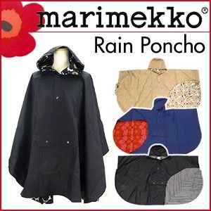 marimekko マリメッコ レインコート ポンチョ MK922 UNIKKO PICCOLO|rcmdfa