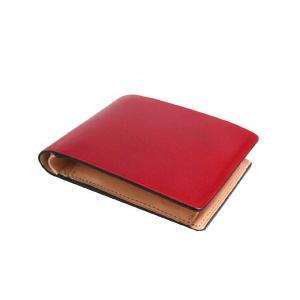 イル ブセット IL Bussetto 二つ折り 短財布(ウォレット) 11-007-RD|rcmdfa