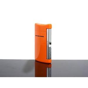 デュポン S.T.Dupont ターボ ライター ミニジェット 10032 オレンジ|rcmdfa