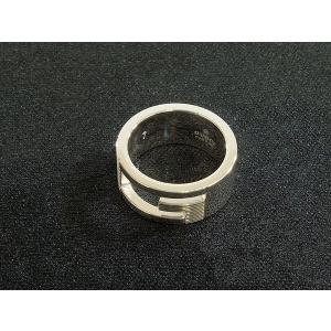 グッチ gucci アクセサリー 指輪 リング 032660-09840-07 7号 rcmdfa