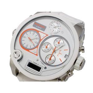 ディーゼル diesel フォータイム アナデジ メンズ クロノ 腕時計 dz7277|rcmdfa