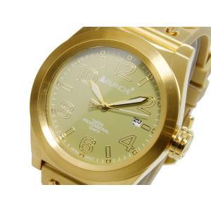 アバランチ AVALANCHE クオーツ ユニセックス 腕時計 AV1028-BRGD|rcmdfa